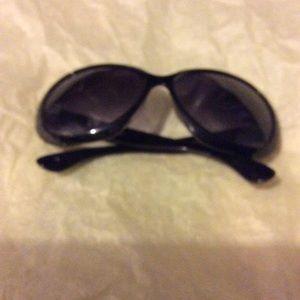 Accessories - Brown fashion sunglasse